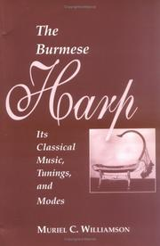 Cover of: The Burmese harp | Muriel C. Williamson