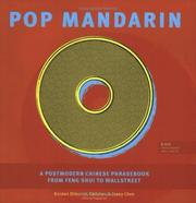 Cover of: Pop Mandarin | Kirsten Ditterich-Shilakes and Janey Chen
