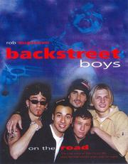 Cover of: Backstreet Boys by Rob McGibbon