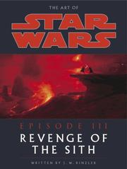Cover of: The Art of Star Wars, Episode III - Revenge of the Sith by Jonathan Rinzler