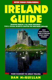 Cover of: Ireland Guide | Dan McQuillen