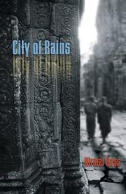 Cover of: City of rains by Nirmal Dass