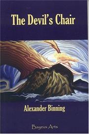 Cover of: The devil's chair by Alexander Binning
