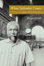 Cover of: When September Comes | Peter Jailall