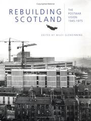 Cover of: Rebuilding Scotland | M. Glendinning