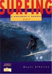 Cover of: Surfing by Alf Alderson