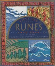Cover of: Casting the Runes | Jon Tremaine