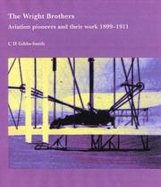 Cover of: The Wright brothers by Charles Harvard Gibbs-Smith