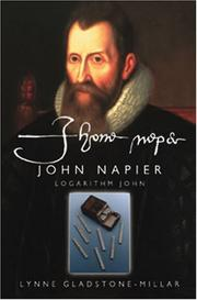Cover of: John Napier by Lynne Gladstone-Millar