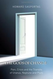 Cover of: The Gods of Change | H Sasportas