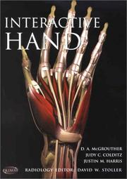 Cover of: Interactive Hand | D.A. Mcgrouther