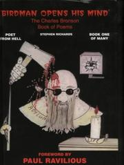 Cover of: The Charles Bronson book of poems | Charles Bronson