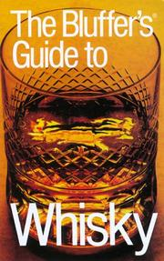 Cover of: The Bluffer's Guide to Whisky, Revised by David Milsted
