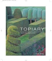 Cover of: Topiary by Jenny Hendy