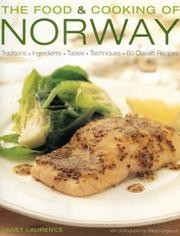 Cover of: The Food and Cooking of Norway by Janet Laurence