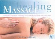 Cover of: Healing Massage by Marilyn Aslani