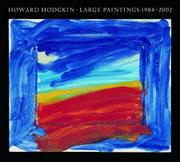 Cover of: Howard Hodgkin | Richard Kendall, Rosenblum, Robert.