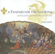 Cover of: Fanfare for the Sun King by Pamela Cowen