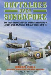 Cover of: Buffaloes over Singapore by Brian Cull