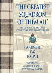 Cover of: The greatest squadron of them all by Ross, David