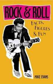 Cover of: Rock & Roll Facts, Figures & Fun (Facts Figures & Fun) | Mike Evans
