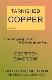 Cover of: Tarnished Copper | Geoffrey Sambrook