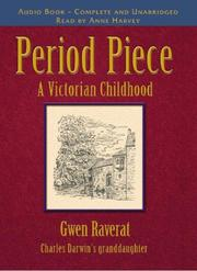 Cover of: Period Piece | Gwendolen Mary Darwin Raverat