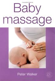 Cover of: Baby Massage by Peter Walker