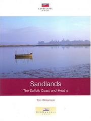 Cover of: Sandlands | Tom Williamson