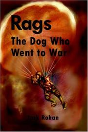 Cover of: Rags | Jack Rohan