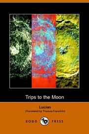Cover of: Trips to the Moon | Lucian of Samosata