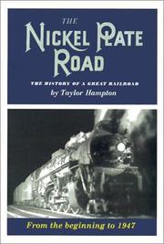 Cover of: The Nickel Plate Road | Taylor Hampton