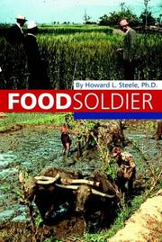 Cover of: Food Soldier | Howard L. Steele
