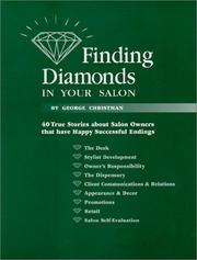 Cover of: Finding Diamonds In Your Salon | George Christman
