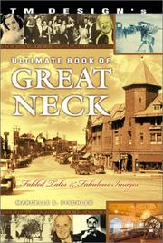 Cover of: TM Design's Ultimate Book of Great Neck | Marcelle S. Fischler