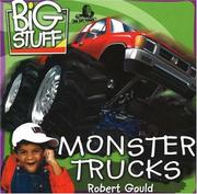 Cover of: Monster Trucks (Big Stuff) | Robert Gould