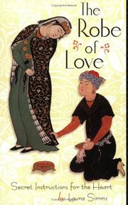 Cover of: The robe of love | Laura Simms