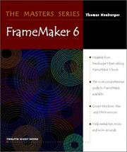 Cover of: The Masters Series | Thomas Neuburger