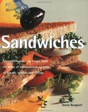 Cover of: Sandwiches | Xenia Burgtorf