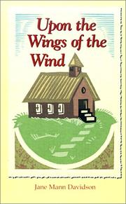 Cover of: Upon the wings of the wind | Jane Mann Davidson