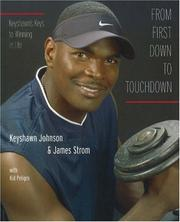 Cover of: From first down to touchdown | Keyshawn Johnson