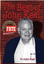 Cover of: The Best of John Keel by by John Keel