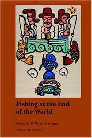 Cover of: Fishing At The End Of The World by William Greenway
