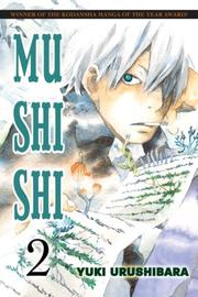 Cover of: Mushishi, Volume 2 by Yuki Urushibara