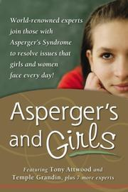 Cover of: Asperger's and Girls | Tony Attwood