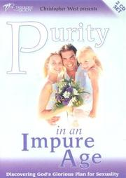 Cover of: Purity in an Impure Age by Christopher West