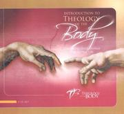 Cover of: Introduction to the Theology of the Body | Christopher West