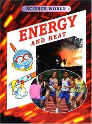 Cover of: Energy and heat by Kathryn Whyman