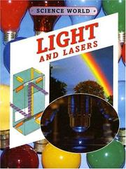 Cover of: Light and lasers | Kathryn Whyman