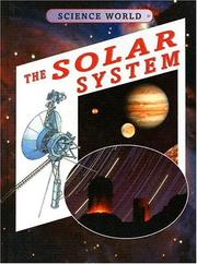 Cover of: Solar system by Kathryn Whyman